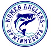 woman anglers of mn logo